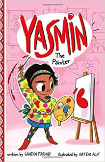 Picture of Yasmin the Painter