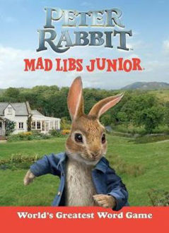 Picture of Peter Rabbit Mad Libs Junior Peter Rabbit: World's Greatest Word Game