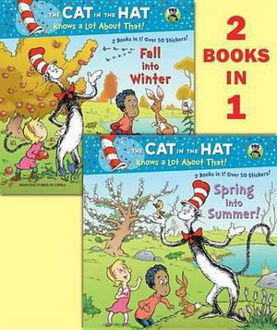 Picture of Spring Into Summer!/Fall Into Winter!(dr. Seuss/The Cat in the Hat Knows a Lot about That!)