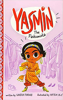 Picture of Yasmin the Fashionista