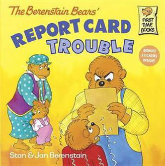 Picture of Berenstain Bears Report Card Trouble