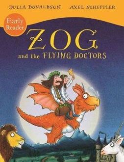Picture of Zog and the Flying Doctors Early Reader