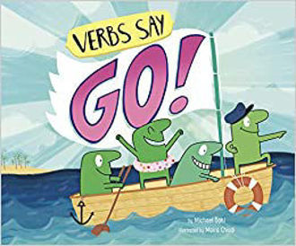 Picture of Verbs Say Go!