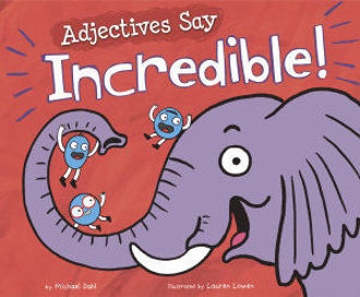 Picture of Adjectives Say Incredible!