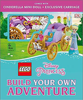 Picture of Lego Disney Princess: Build Your Own Adventure