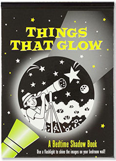 Picture of Things That Glow Bedtime Shadow Book
