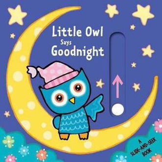 Picture of Little Owl Says Goodnight A Slide-And-Seek Book