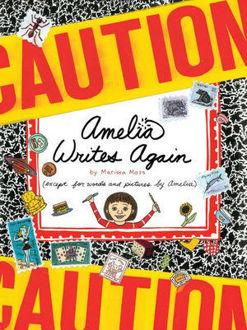 Picture of Amelia Writes Again