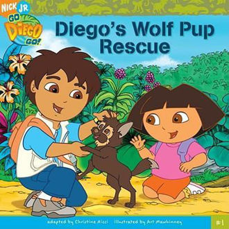 Picture of Diego's Wolf Pup Rescue (Go, Diego, Go!)