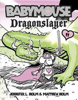Picture of Baby Mouse Dragonslayer