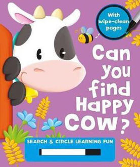 Picture of Can You Find Happy Cow?