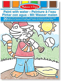 Picture of Paint with Water - Sports, Playtime, Circus & More