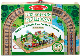 Picture of Take-Along Tabletop  Railroad