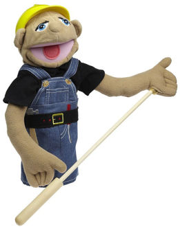 Picture of Construction Worker puppet