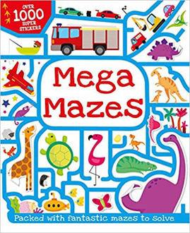 Picture of Mega Mazes