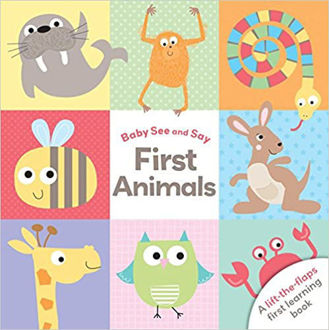 Picture of First Animals (Baby See and Say)