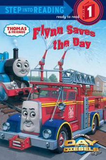 Picture of Flynn Saves the Day  Thomas and Friends