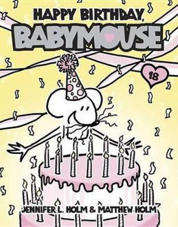 Picture of Happy Birthday, Babymouse