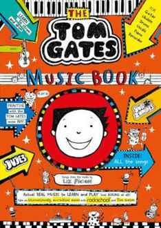 Picture of TOM GATES: THE MUSIC BOOK
