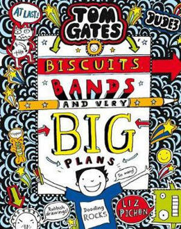 Picture of Tom Gates: Biscuits Bands And Very Big Plans