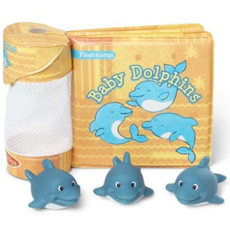 Picture of Float-Alongs Baby Dolphins