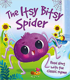 Picture of The Itsy Bitsy Spider