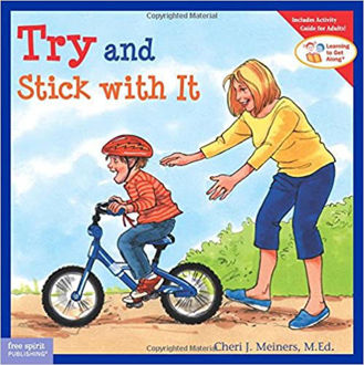 Picture of Try and Stick with It