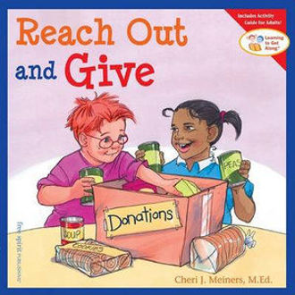 Picture of Reach Out and Give