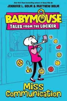 Picture of Miss Communication Babymouse Tales from the Locker