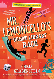 Picture of Mr. Lemoncello's Great Library Race