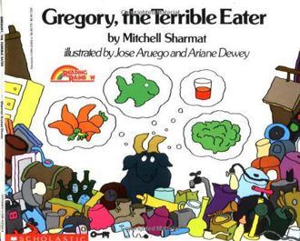 Picture of Gregory the terrible eater