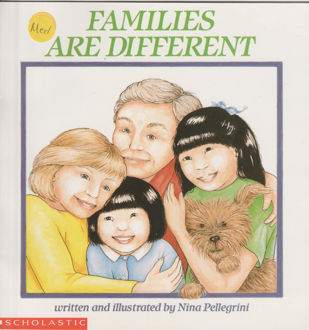 Picture of Families are different
