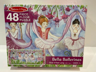 Picture of Bella Ballerinas (48pc) Jigsaw puzzles