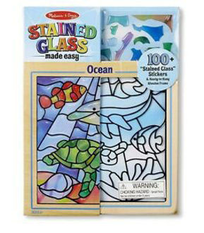 Picture of Stained Glass made easy Ocean