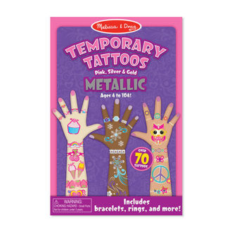 Picture of Temporary Tattoos - Metallic