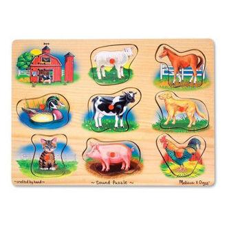 Picture of Farm Sound Puzzles