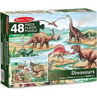 Picture of Dinosaurs Floor Puzzles (48 pc)
