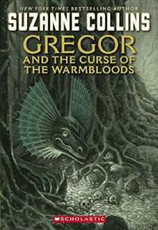 Picture of Gregor and the curse of the warmbloods