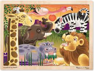 Picture of African Plains (24pc) Jigsaw Puzzle