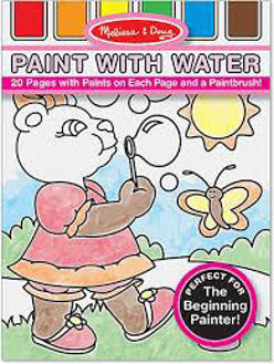 Picture of Paint with Water - Pink
