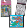 Picture of Fairy Tale Stained Glass Colouring Pad
