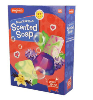 Picture of MAKE YOUR OWN SCENTED SOAP