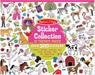 Picture of Sticker Collection - Pink