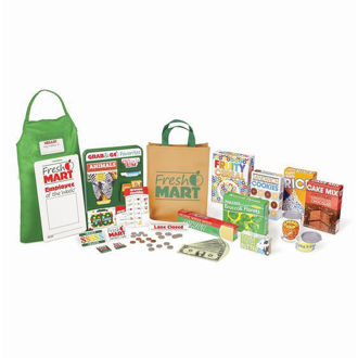 Picture of Fresh Mart Grocery Store Companion Collection