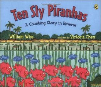 Picture of Ten Sly Piranhas