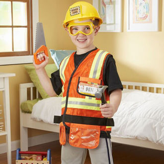 Picture of Construction Worker Role Play Set - Costume