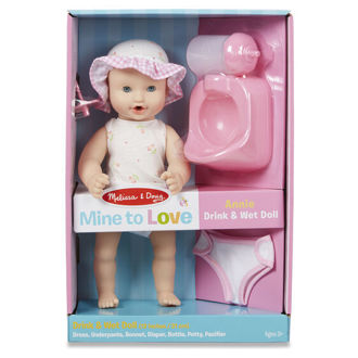 Picture of Mine to Love - Annie  Drink & Wet Doll