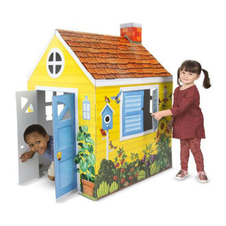 Picture of Country Cottage Indoor Playhouse