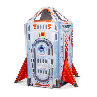Picture of Rocket Ship Indoor Playhouse