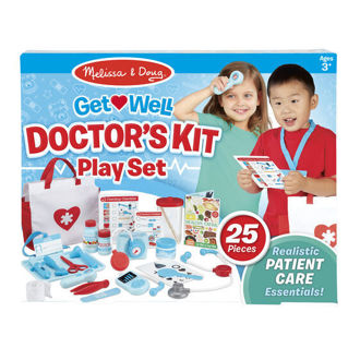 Picture of Get Well Doctor's Kit Play Set